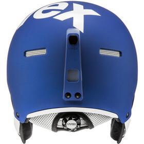 UVEX hlmt 50 Helmet, cobalt-white mat